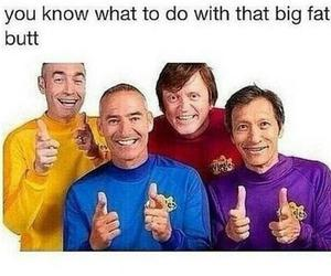 funny, the Wiggles, and wiggle image