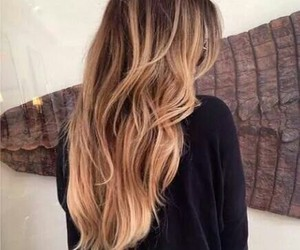 gorgeous, longhair, and ombre image