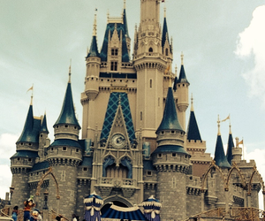 baby, castle, and dreams image