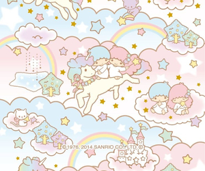 sanrio, kawaii, and wallpaper image