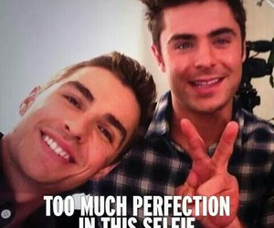 efron, peace, and perfection image