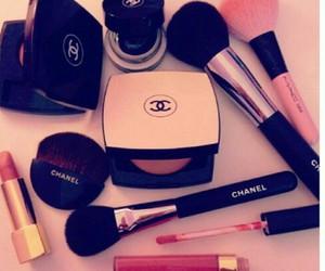 chanel, makeup, and pink image