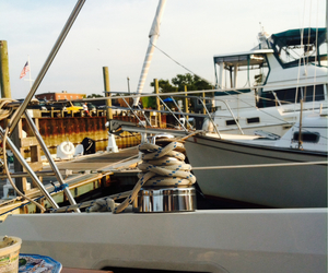 artsy, boat, and ropes image