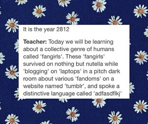 fandom and fangirls image