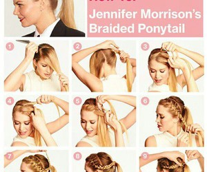 blonde, diy, and do it yourself image