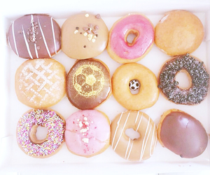 dessert, donuts, and food image