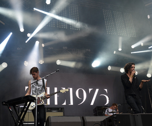 lights, Lollapalooza, and the 1975 image