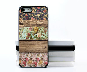 flower iphone 4s case, iphone 5 case, and iphone 5s case image