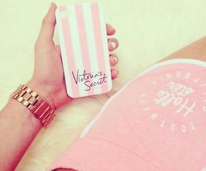 pink and fashion image