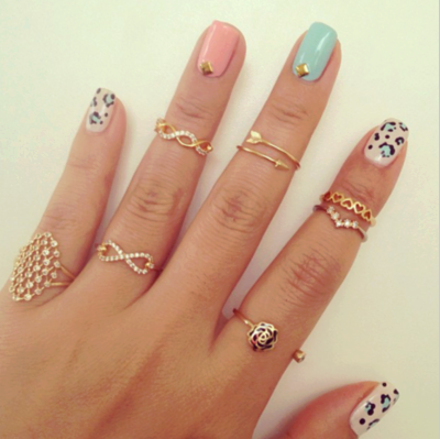 35 Images About Nails On We Heart It See More About Nails Fashion