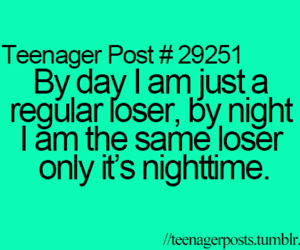 teenager post, funny, and nighttime image