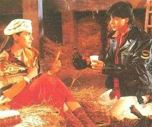 bollywood, shahrukh khan, and kajol image