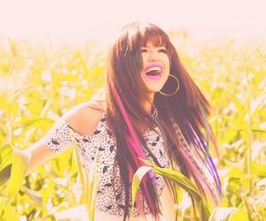 selena gomez, smile, and gorgeous image