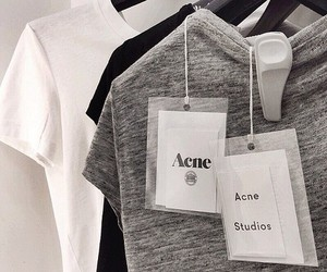 fashion, acne, and clothes image