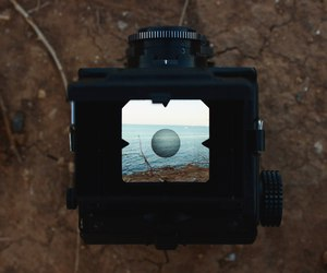 cameras, lubitel, and retro image