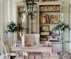 vintage, home, and book image