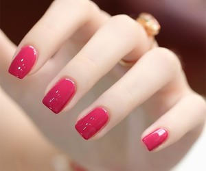 nails, beauty, and colour image