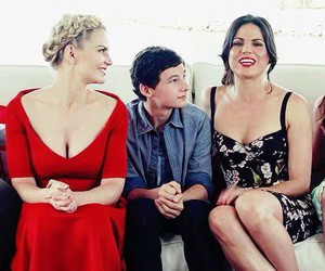 Jennifer Morrison, morrilla, and swan queen image