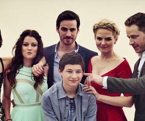 Jennifer Morrison, once upon a time, and ouat cast image