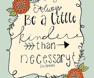 quote, kind, and kindness image