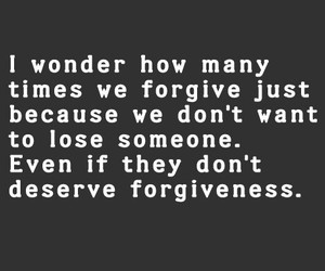 caring, quote, and forgiveness image