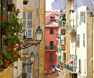 nice, france, and city image