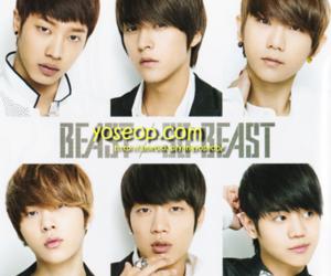 beast, b2st, and yoseob image