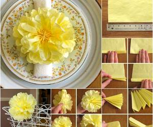 diy, crafts, and paper flowers image