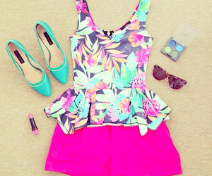 chic, outfit, and cute image