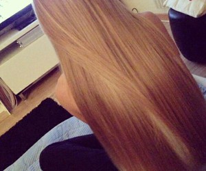 hair, long, and blonde image