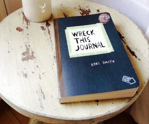 bedroom, shabby, and wreck this journal image