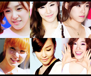 snsd, tiffany, and girl's generation image