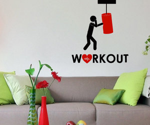 home decor, wall decals, and design interior image