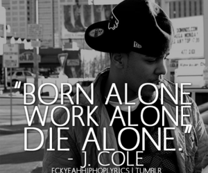 alone, cole, and j image