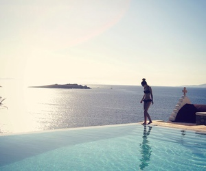 zoella, summer, and Greece image