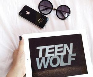 teen wolf, iphone, and ipad image