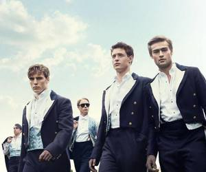 movie and the riot club image