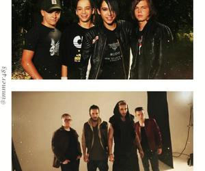 bands, hot guys, and before and after image