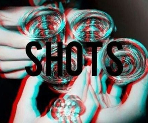 Shots, party, and alcohol image