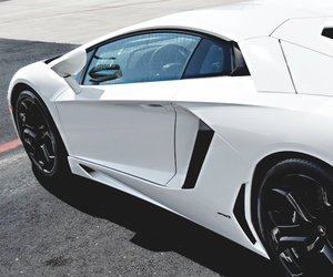 car, lambo, and lux image