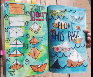 wreck this journal and float this page image
