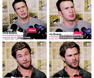 chris evans and troublemaker image