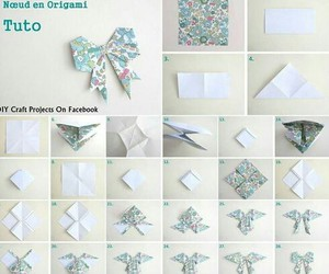 diy, origami, and Paper image