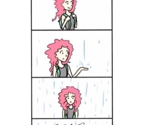 curly, funny, and girls image
