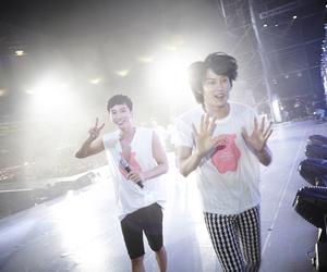 heechul, Leeteuk, and super junior image