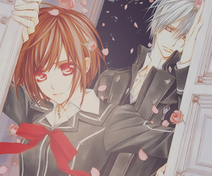 vampire knight, anime, and zero image