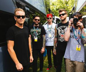 jeremy and a day to remember image