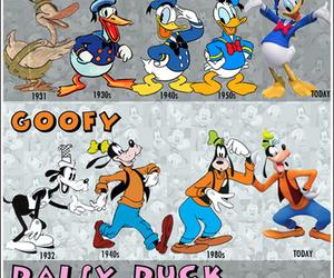 disney, pluto, and goofy image