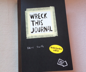 book, funny, and journal image