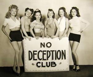 girl, club, and vintage image